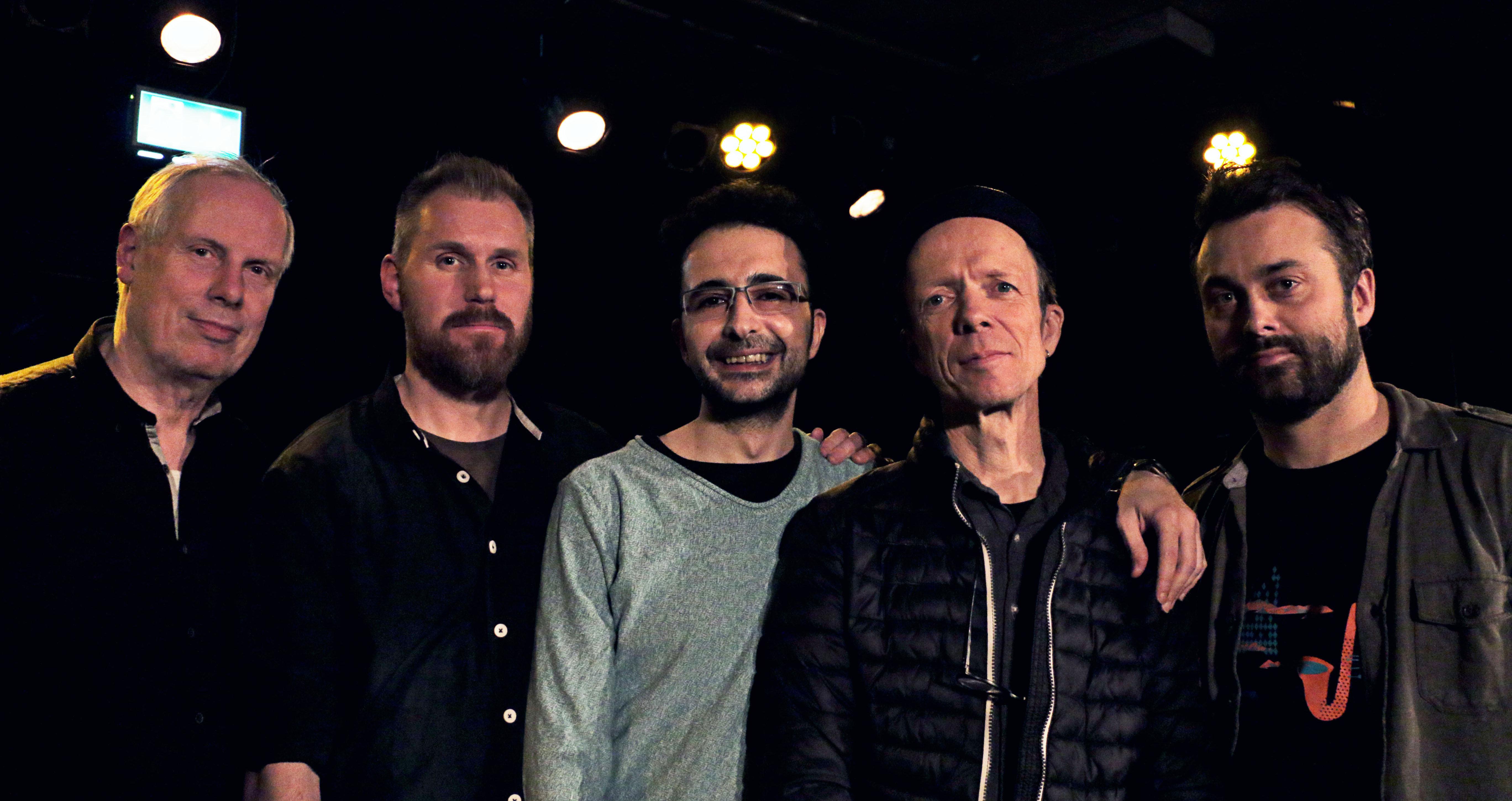 Art Ensemble Syd feat. Maher Mahmoud (Foto: Mette Knudsen)